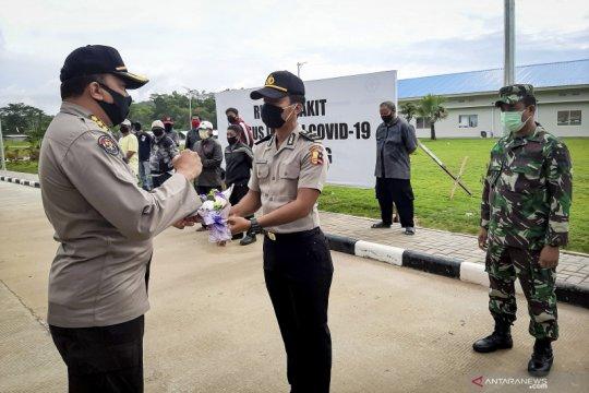Tingkat kesembuhan pasien positif COVID-19 di Riau capai 62 persen