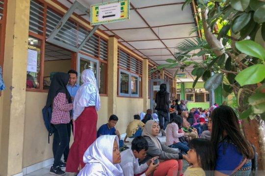 Penerimaan siswa di Yogyakarta gunakan nilai rapor dan indeks sekolah