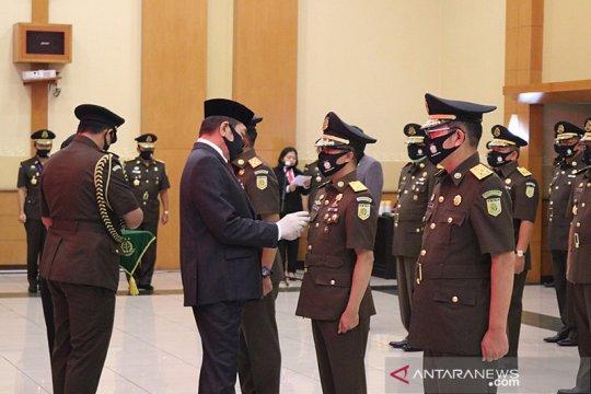 Setia Untung Arimuladi resmi dilantik jadi Wakil Jaksa Agung