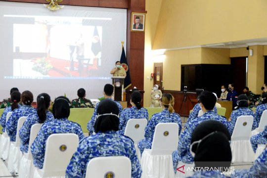 Menhan Prabowo bentuk Komponen Pendukung Pertahanan Bidang Kesehatan