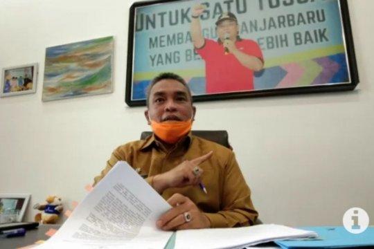 PSBB Kota Banjarbaru tunggu keputusan Menkes