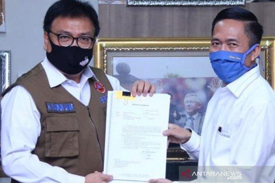 Palembang usulkan PSBB ke Gubernur Sumsel