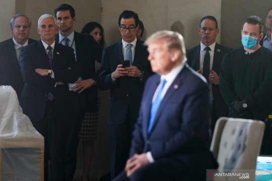 Trump dukung perpanjangan bantuan pengangguran di AS