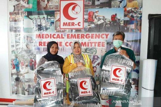 MER-C terus salurkan bantuan APD ke 125 fasilitas kesehatan
