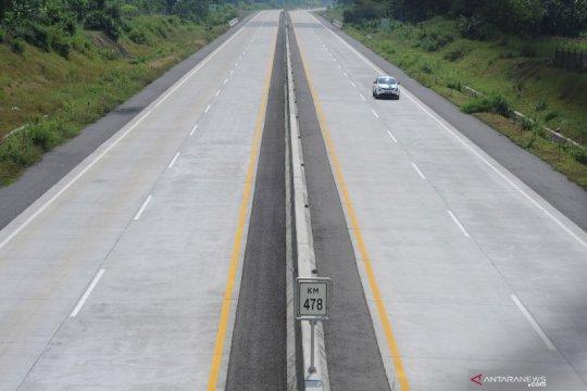 Jalan tol Boyolali - Solo lengang