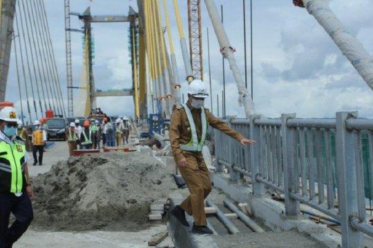 Wali Kota: Jembatan Teluk Kendari akan jadi ikon wisata