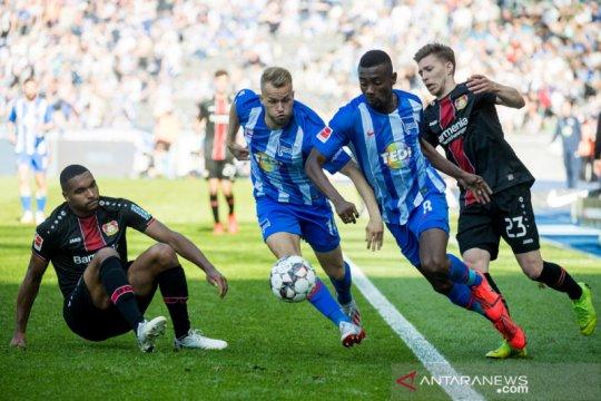 Kalou diskors Hertha karena langgar aturan terkait pandemi