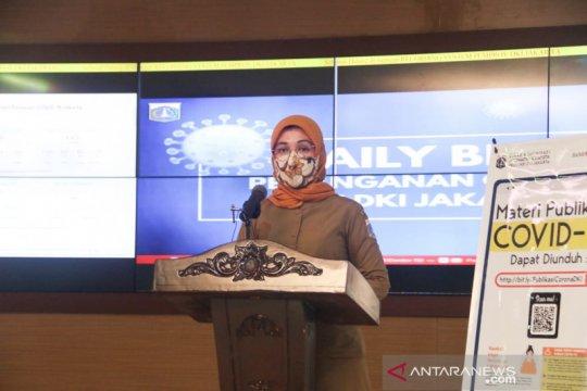 Pasien sembuh  COVID-19 di Jakarta 1.678 orang sampai Selasa (26/5)