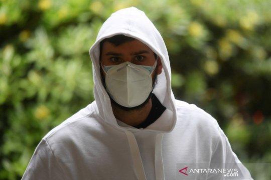 Benarkah pakai masker selama berolahraga bisa ganggu fungsi paru?