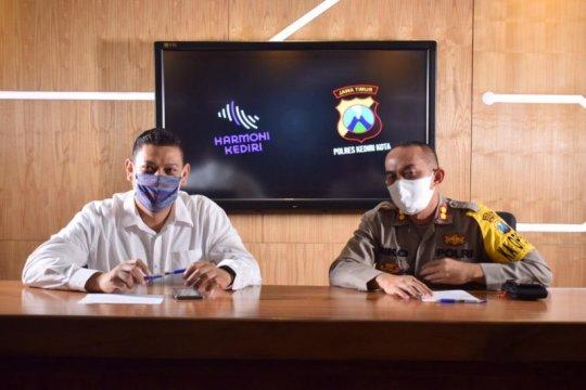 Kapolresta Kediri imbau warga waspadai kejahatan daring