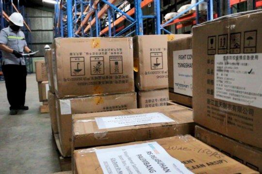 BGR Logistics dipercaya distribusikan alkes penanganan COVID-19