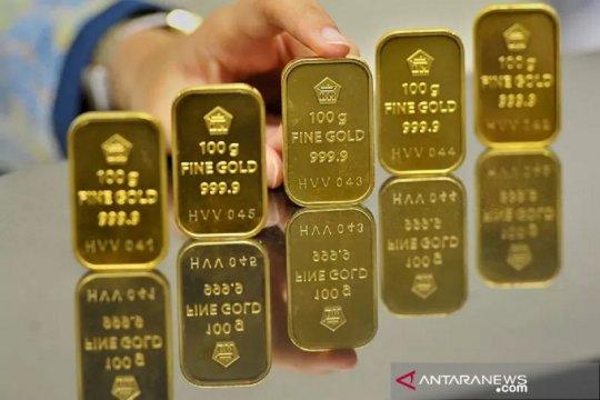 Harga emas Antam hari ini Rp898.000/gram