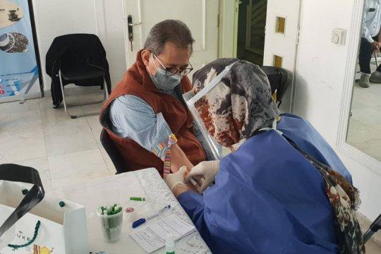 KBRI adakan tes corona untuk WNI di Teheran