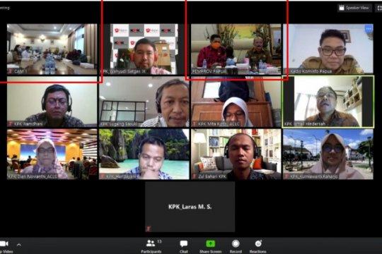 KPK dorong Pemprov Papua benahi DTKS untuk penyaluran bansos