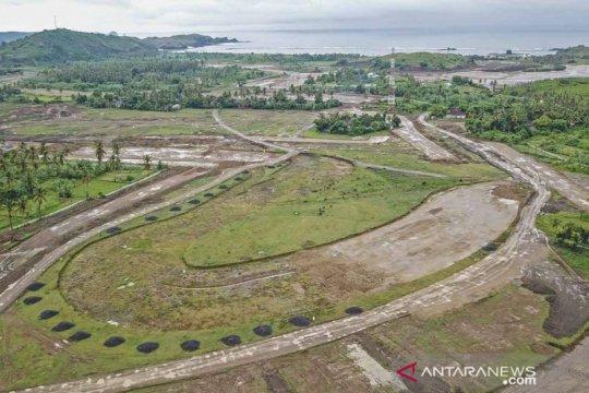 Pandemi COVID-19, ITDC: Pembangunan Sirkuit Mandalika terus berjalan