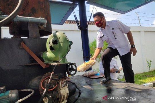 BNNP Jatim musnahkan 2,9 kilogram ganja hasil ungkap 3 bulan