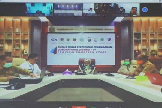 Sekda: 2.200 TKI dari Malaysia akan masuk lagi melalui Sumut