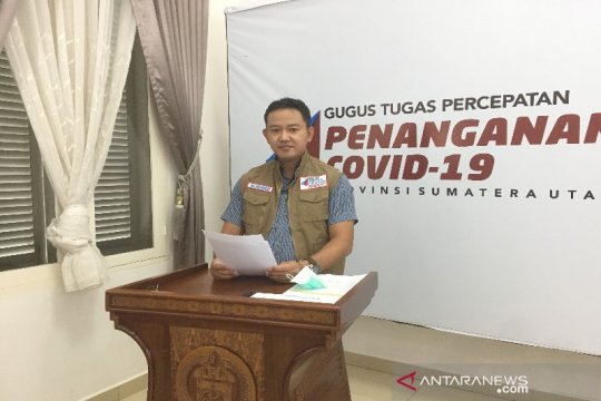 Sumut kirim 38 relawan medis ke Wisma Atlet Jakarta