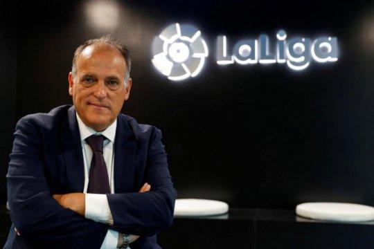 Boss La Liga harapkan derby Sevilla awali kompetisi 11 Juni