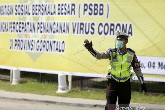 Gorontalo perpanjang PSBB hingga 14 Juni