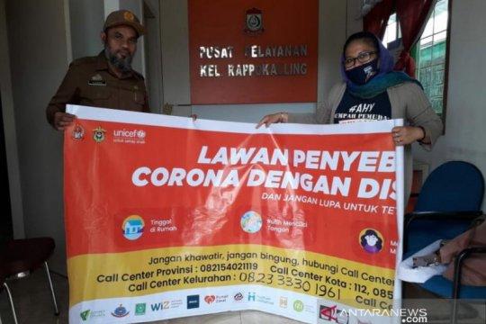 SAR Unhas bantu tangani COVID-19 di tiga kecamatan di Makassar