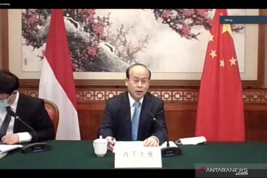 Dubes China tegaskan solidaritas untuk Indonesia hadapi COVID-19