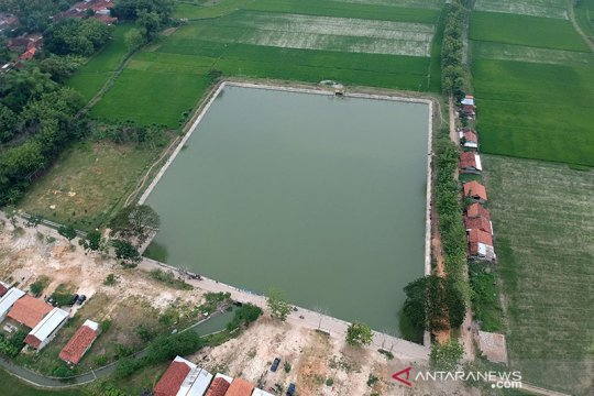 Antisipasi kemarau, Presiden: Pastikan ketersediaan air di pertanian