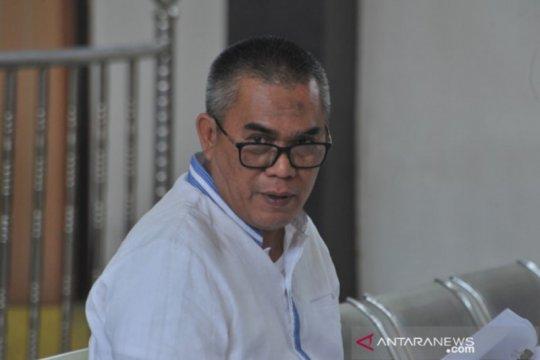 Bupati Muara Enim nonaktif terdakwa suap  divonis 5 tahun penjara