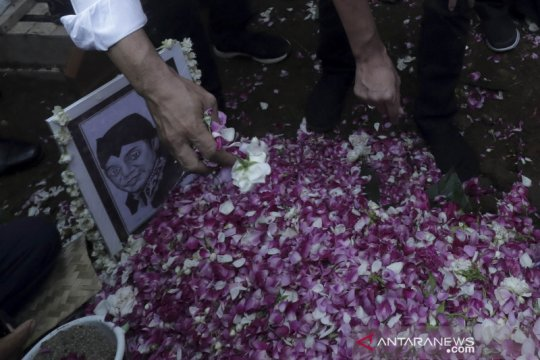 Pemakaman Didi Kempot