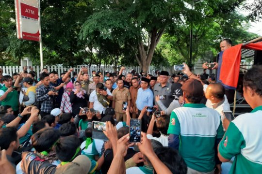 Serikat buruh minta pemerintah berikan bantuan langsung korban PHK