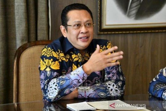 Ketua MPR cermati rencana perampingan 18 lembaga