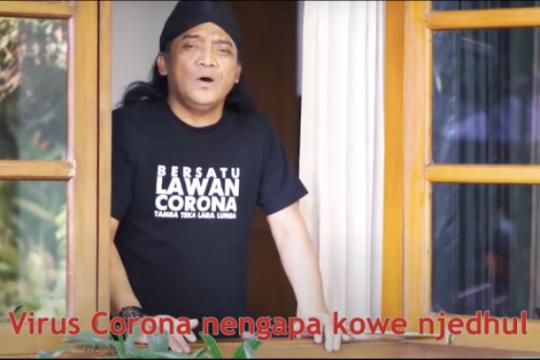 Pemkab Ngawi minta Sobat Ambyar terapkan protokol kesehatan saat layat