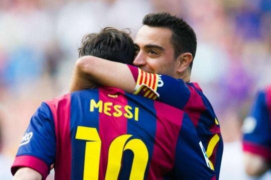 Xavi Hernandez nilai Lionel Messi masih bisa main hingga usia 40 tahun