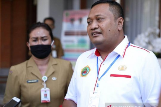 Bupati Gianyar resmikan pasar Puaya Sukawati