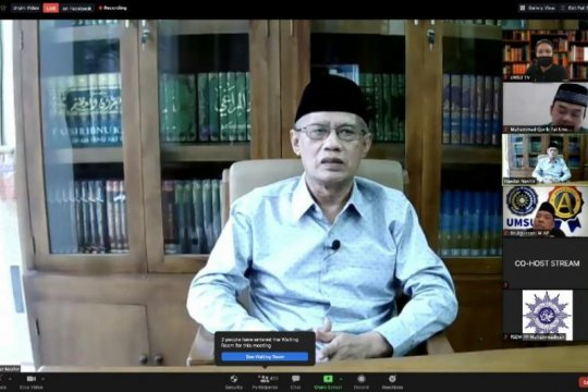 Muhammadiyah sepakat COVID-19 bukan konspirasi
