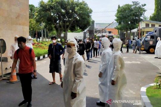 Usai bertugas, tenaga medis jalani karantina di asrama BPSDM Jatim