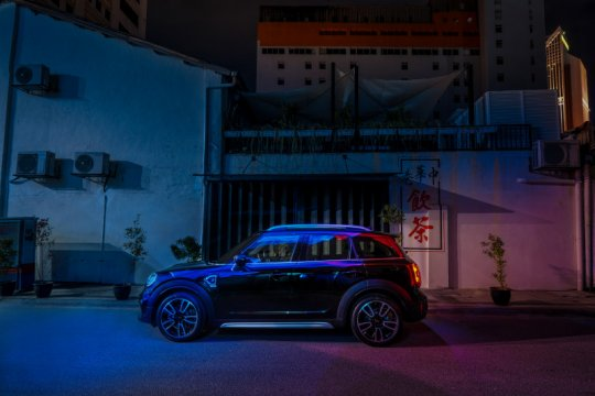 New Mini Countryman Blackheath cuma 24 unit di Indonesia