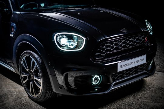 Spesifikasi New Mini Countryman Blackheath Edition