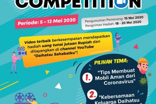 PT Astra Daihatsu Motor hadirkan kompetisi digital teman komunitas