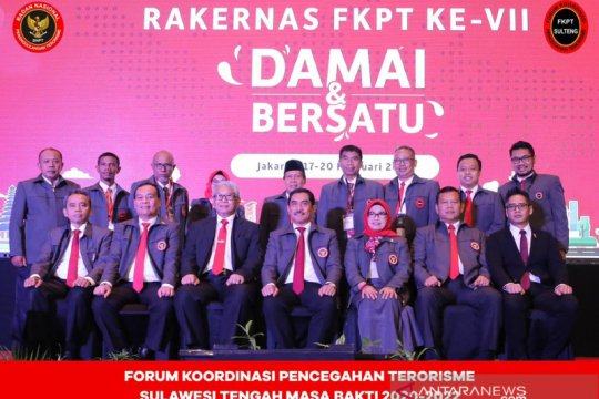 FKPT Sulteng : Terorisme musuh bersama semua komponen bangsa