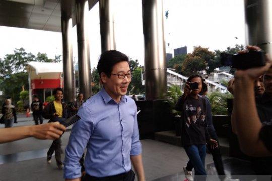KPK masukkan tersangka Samin Tan dalam status DPO