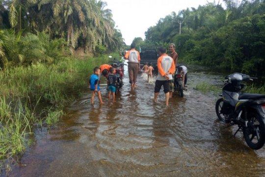 BMKG: Hujan lebat landa Aceh hingga akhir pekan