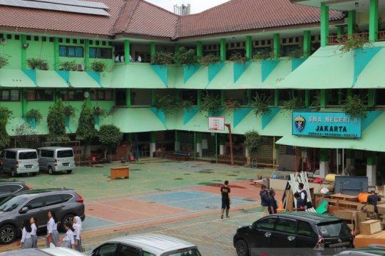 SMAN 8 Jakarta gelar perpisahan siswa Kelas 3 secara daring