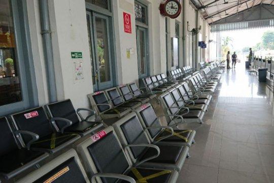 Daop 7 Madiun batalkan 18 perjalanan kereta api lokal