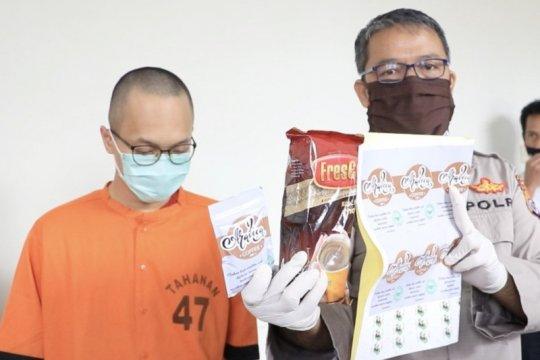 Polda DIY ungkap peredaran tembakau gorila bermodus kemasan kopi