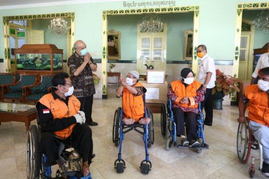 Pandemi, Yogyakarta salurkan bantuan asistensi penyandang disabilitas