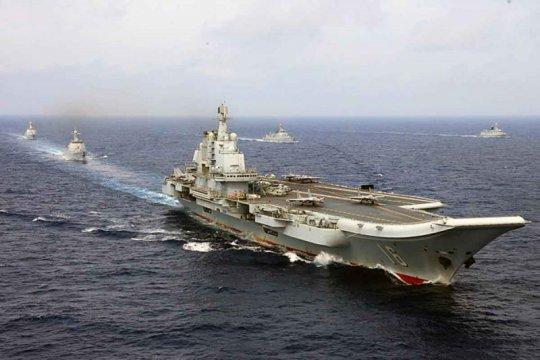 Pengamat: militer China di LCS siap hadapi provokasi AS pascapandemi
