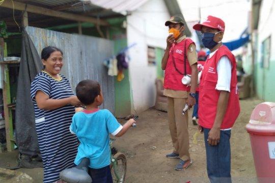 Relawan SIBAT PMI Kabupaten Sigi beri edukasi pencegahan COVID-19