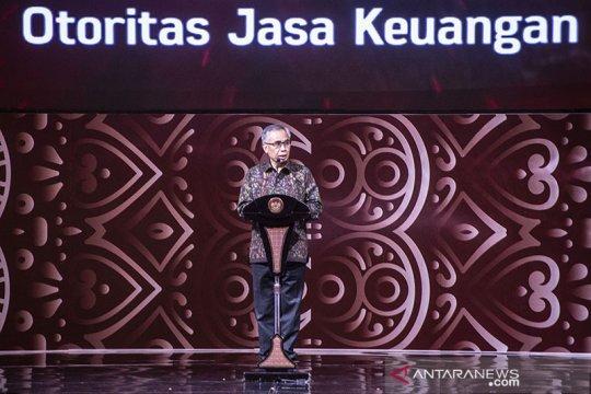 Ketua OJK dukung upaya penegakan hukum terkait kasus Jiwasraya