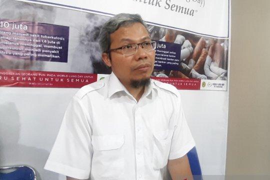 Dokter paru: ada kemungkinan 'negatif palsu' pada hasil PCR